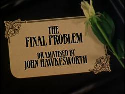 SHG title card The Final Problem (plus credit)