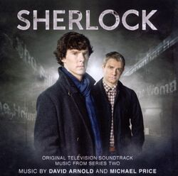 Sherlock soundtrack series 2