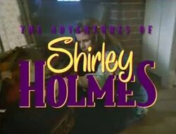 Shirley holmes title