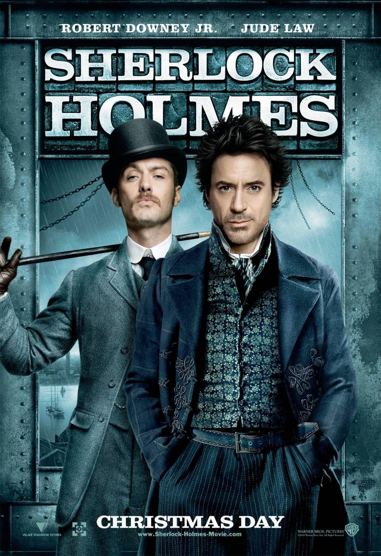 دانلود فیلم Sherlock Holmes 2009 شرلوک هولمز با دوبله فارسی کیفیت عالی