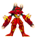 Omega Robotallion (New Bakugan)