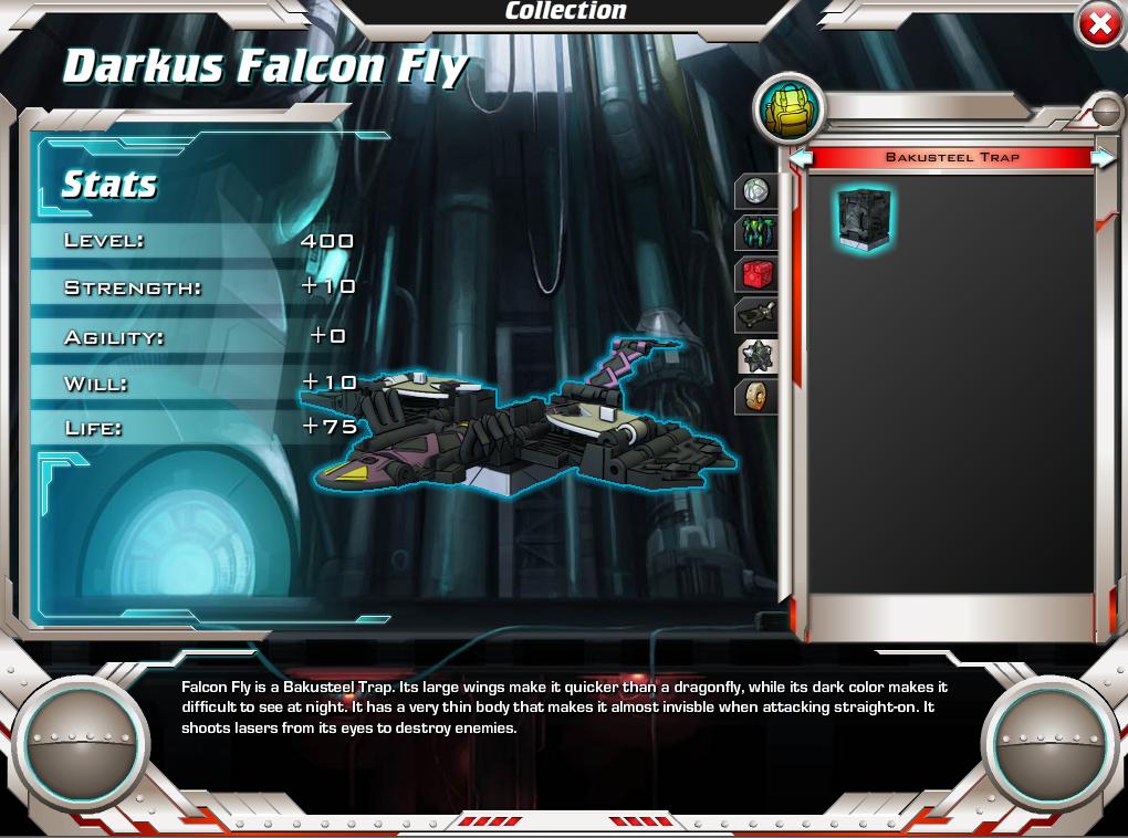 Bakugan Darkus Falconeer File:darkus Falcon Fly.png