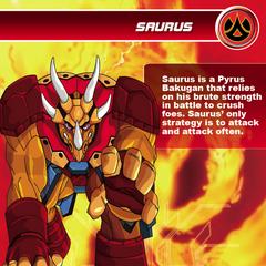 Saurus Info