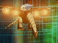 Avior with Lashor (rumored) in Bakugan form