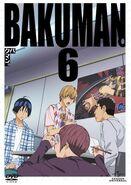 Bakuman DVD 6