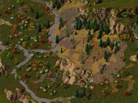 Coast way map