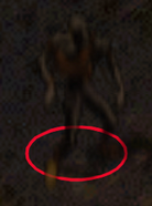 BGEE Fear (Doppleganger form) NPC