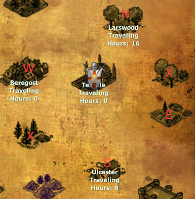 Temple connections map BGEE2