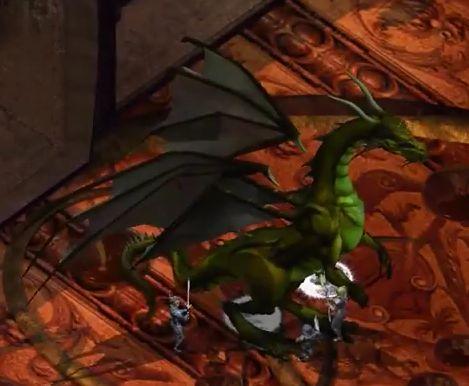 Draconis dragon