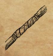 BGEE Staff Spear +2 item artwork