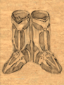 Boots of Elvenkind item artwork BG2.png