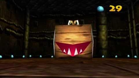 BANJO KAZOOIE - BOSS BOOM BOX (BOSS FIGHT)