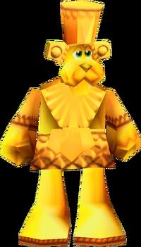 Golden Goliath