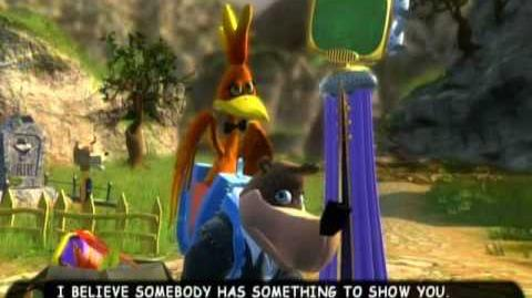 Banjo Kazooie Nuts and Bolts Ending *Text Fixed*