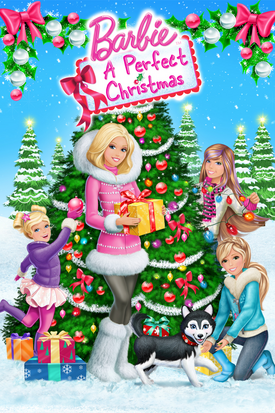 Barbie A Perfect Christmas Digital Copy