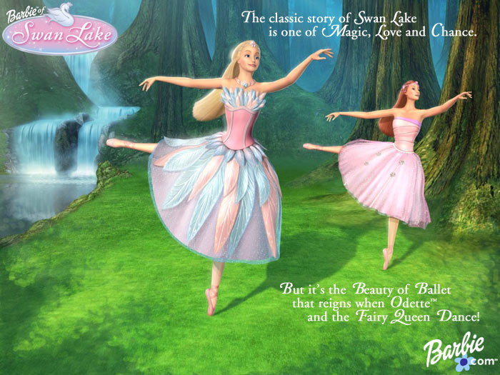 Image - Barbie-... In Her Shoes Movie Quote