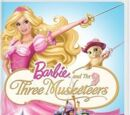 Barbie and The Three Musketeers/Merchandise