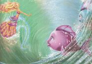 Barbie in A Mermaid Tale Book Scan 1