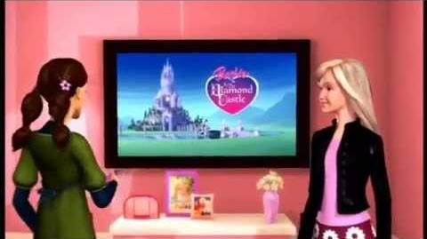 Barbie™ & The Diamond Castle - Secret Scene