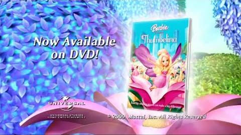 Barbie Thumbelina DVD Trailer