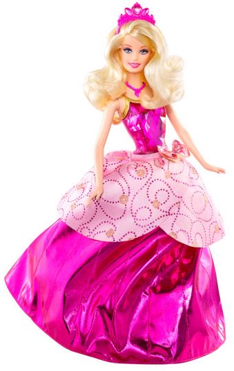 Barbie princess and the pauper dress