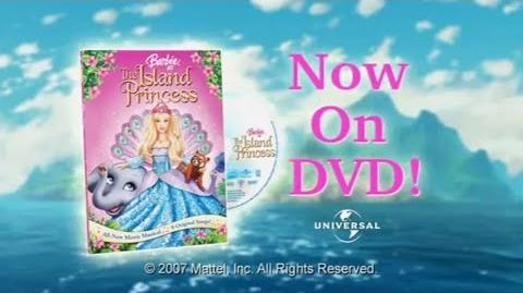 Barbie As The Island Princess DVD Trailer