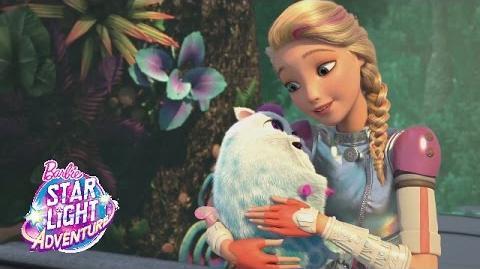 Blast into a Space Fantasy with a Sneak Peek at Barbie Star Light Adventure Star Light Barbie