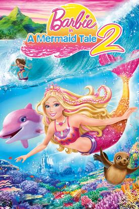 Barbie in A Mermaid Tale 2 Digital Copy