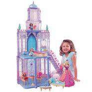 Barbie & The Diamond Castle Castle Playset