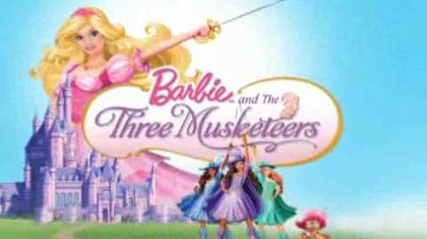 Barbie and the Three Musketeers Video Game Trailer