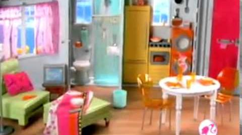 2006 Barbie Totally Real House Commercial