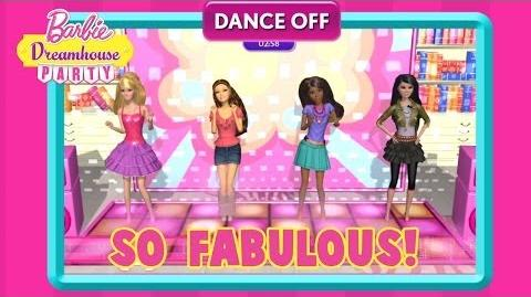 Barbie Dreamhouse Party - Wii U Wii 3DS DS - So fabulous! (Trailer)