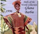 Ghana Barbie Doll