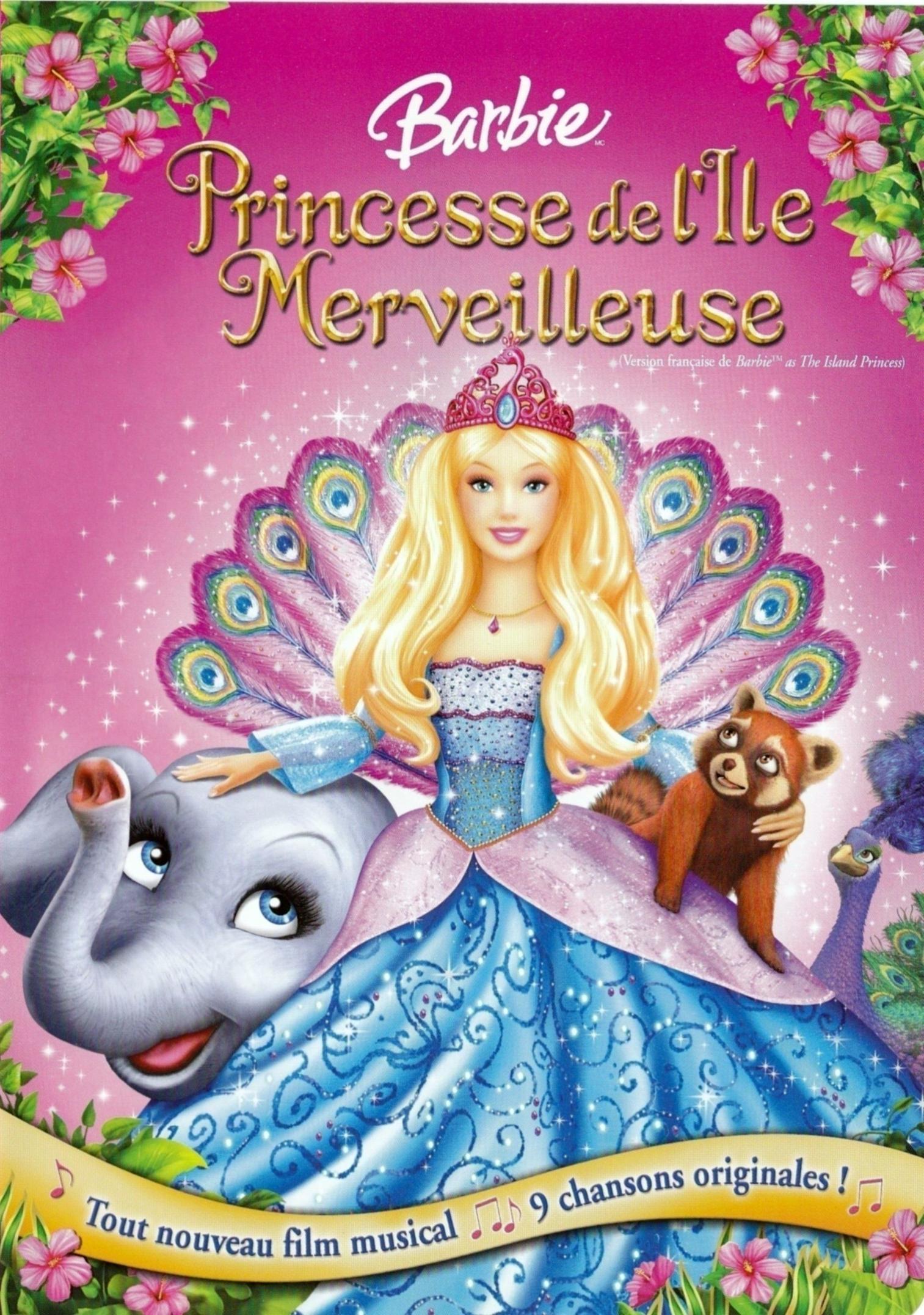 Barbie princesse de l 39 le merveilleuse barbiep dia - Desanime de barbie princesse ...