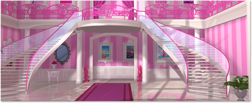 Barbie's Dreamhouse
