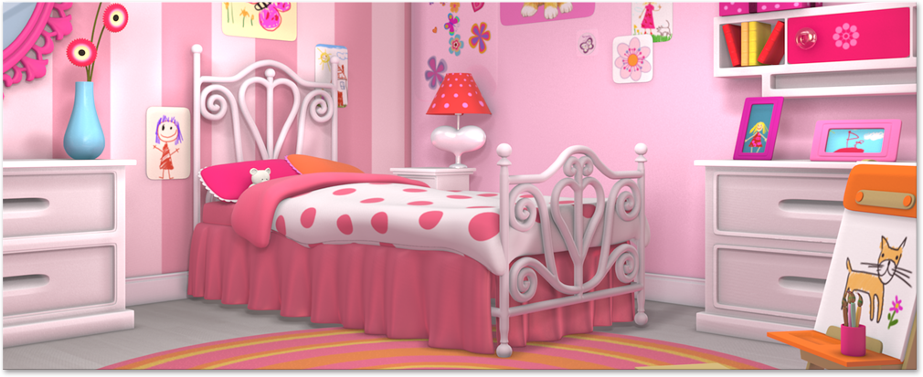 Barbie Room Decor Games Page
