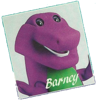 Image - Barney photo from early Barney videos.png | Barney ...