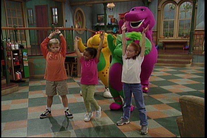 Play for Exercise! | Barney Wiki | Fandom powered by Wikia