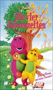 Barney's 1-2-3-4 Seasons German VHS