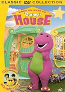 Come on Over to Barney's House UK DVD