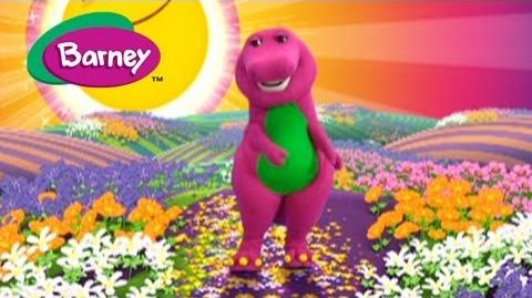 Barney- If You're Happy And You Know It