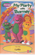 Mypartywithbarney
