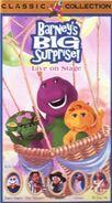 Barney's Big Surprise VHS