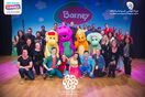 Barney Live 2015 Cast