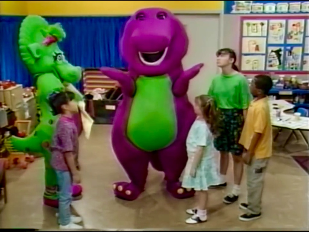 The Stranger Song Barney Wiki Fandom Powered By Wikia