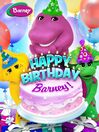 Happy Birthday, Barney! (video)