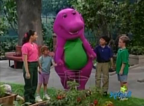 How Does Your Garden Grow Barney Friends Wiki Fandom Powered By Wikia
