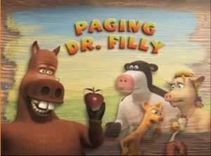 Paging-Dr-Filly