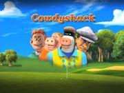 Back at the Barnyard Cowdyshack