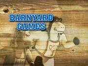 Back at the Barnyard Barnyard Games
